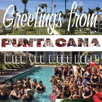 welcome punta cana