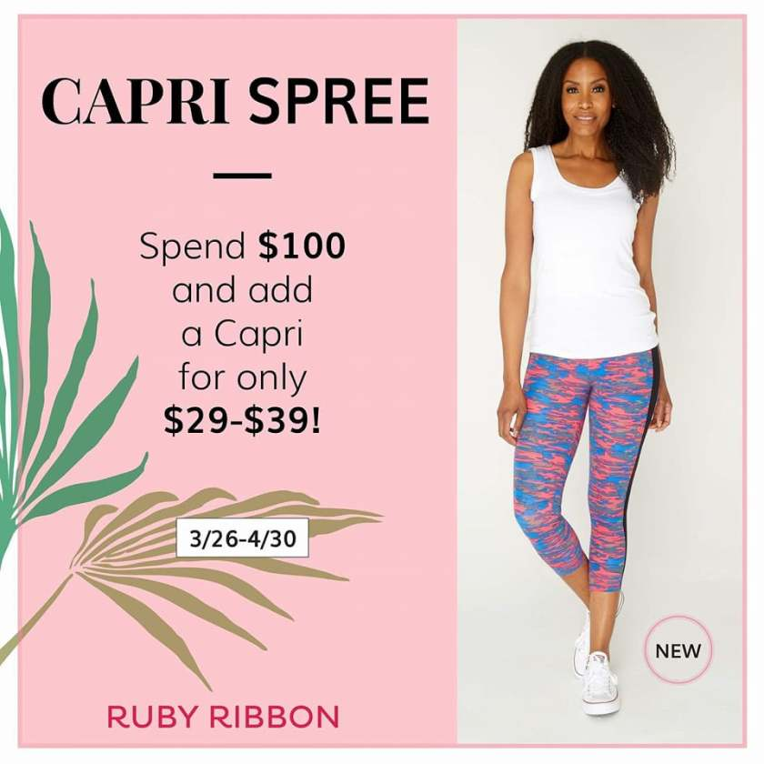 print leggings for the sprint
