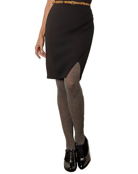 asymmetical skirt